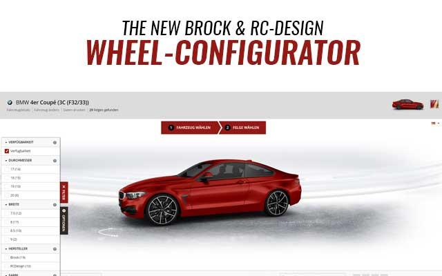 Wheel-configurator