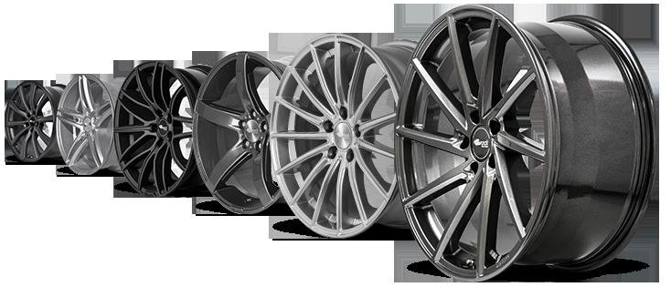 Brock winterline Wheels