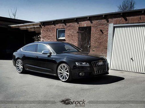 Audi S5  Brock B37 KSVP 9.5×20