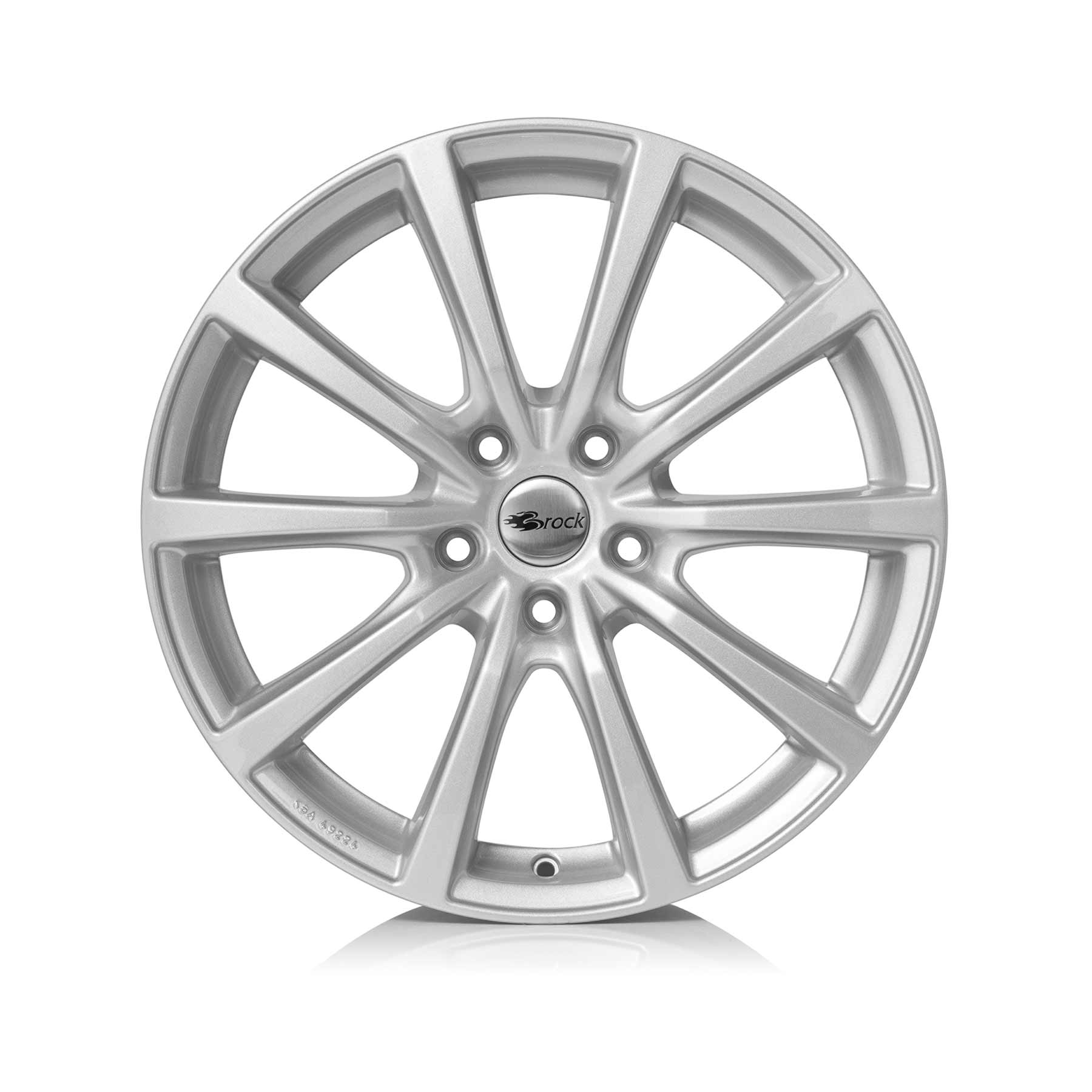 Brock B32 Alloy Wheel 18 22 Inch in HGVP SKM KS ABE and ECE