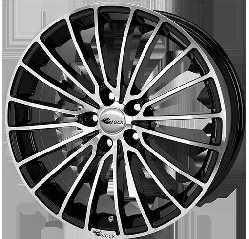 brock b24 sgvp brock alloy wheels. Black Bedroom Furniture Sets. Home Design Ideas