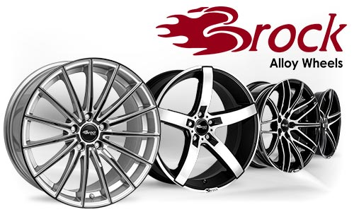 Brock Alloy Wheels - Felgen Programm