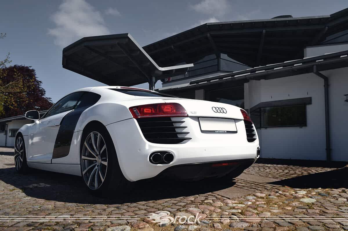 Audi R8 Brock B32 HGVP