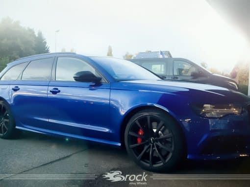 Audi RS6 Brock B32 SKM
