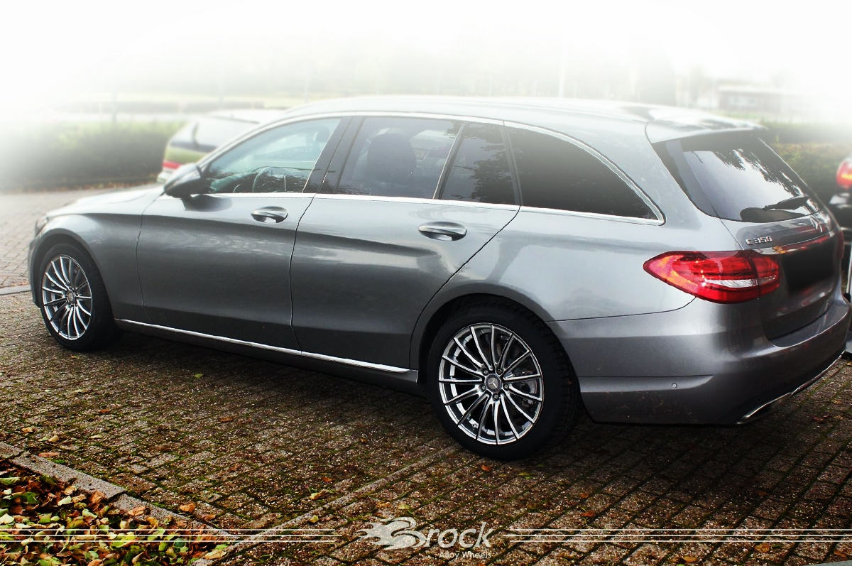 Mercedes Benz C350 Brock B36 KSB