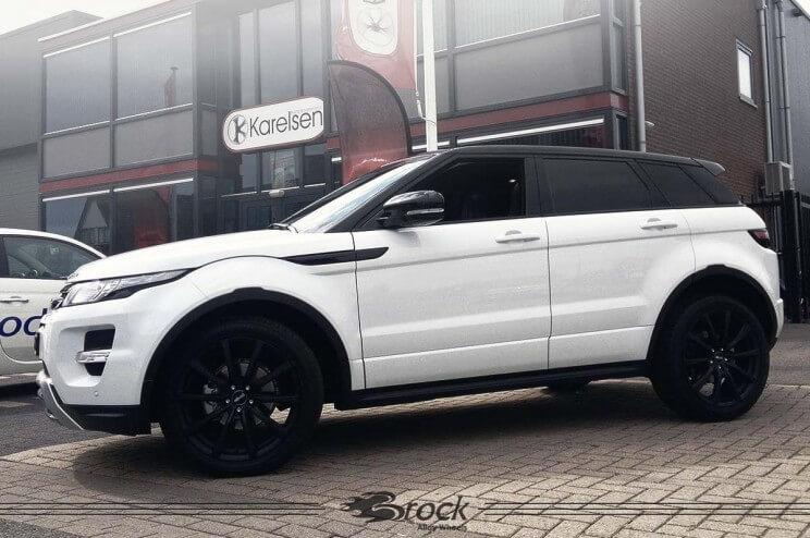 Range Rover Evoque Brock B32 SKM