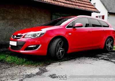 Opel Astra Brock B33 SGVP