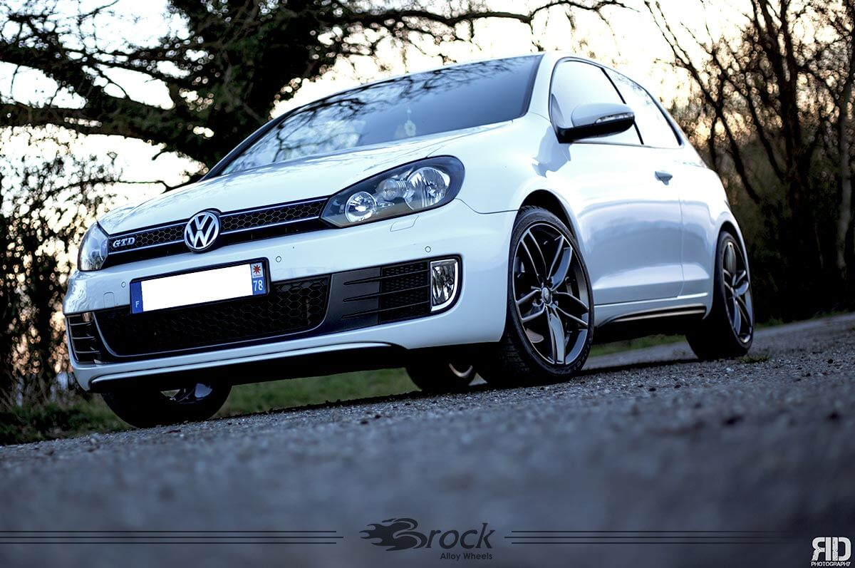 VW Golf V GTD RC-Design RC29 DS
