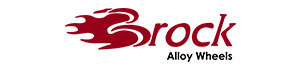 Brock-Logo Felge