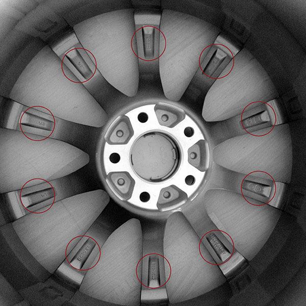 Wheel Infos