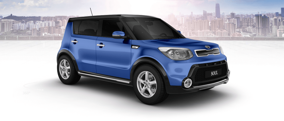 Kia Soul PSEV RC-Design RC30 KS