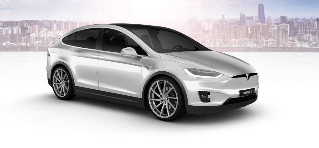 Tesla Model X Brock B37 DS