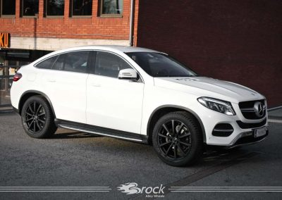 Mercedes Benz GLE Coupe Brock B32 SKM Felge 9.0×21