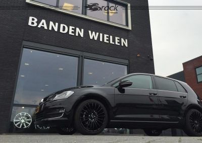 VW Golf VII Brock B24 8x18 5x112 ET45 SG