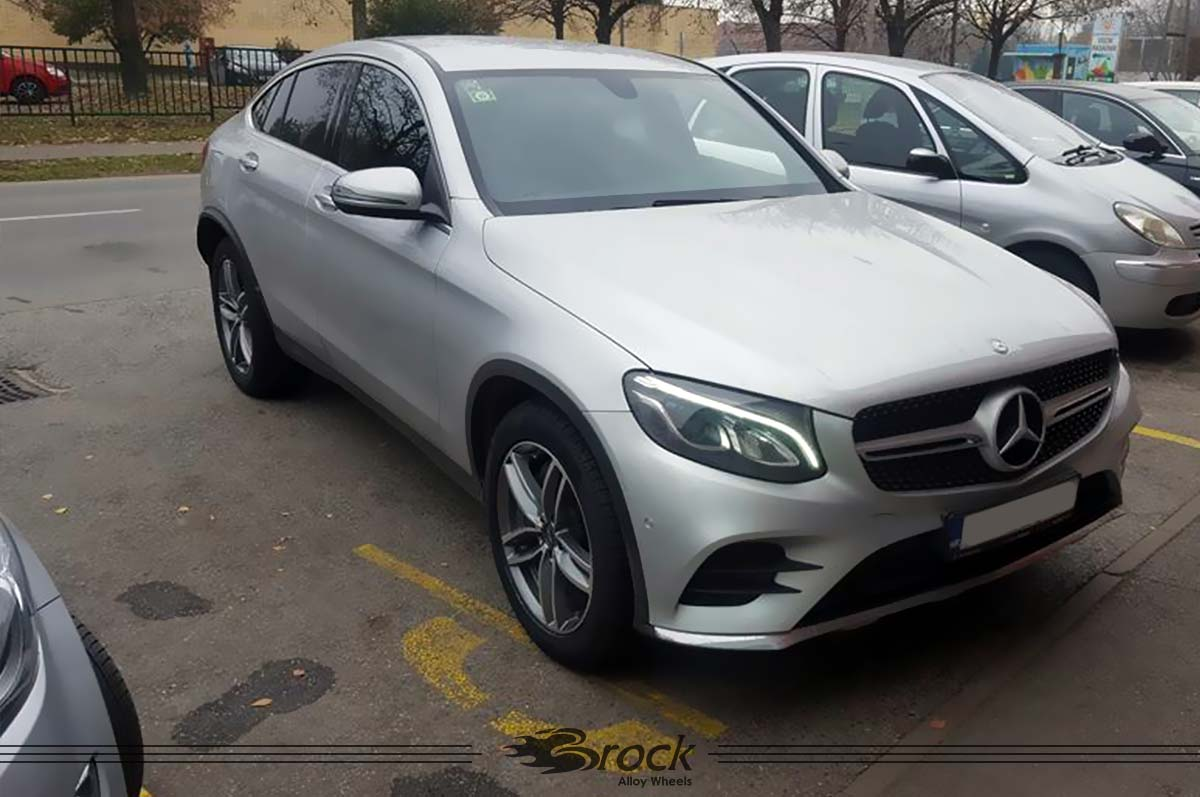 Mercedes GLC COUPE 220D 4 MATIC RC29 HGVP