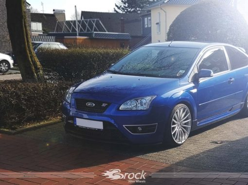 Ford Focus ST Brock B36 HS