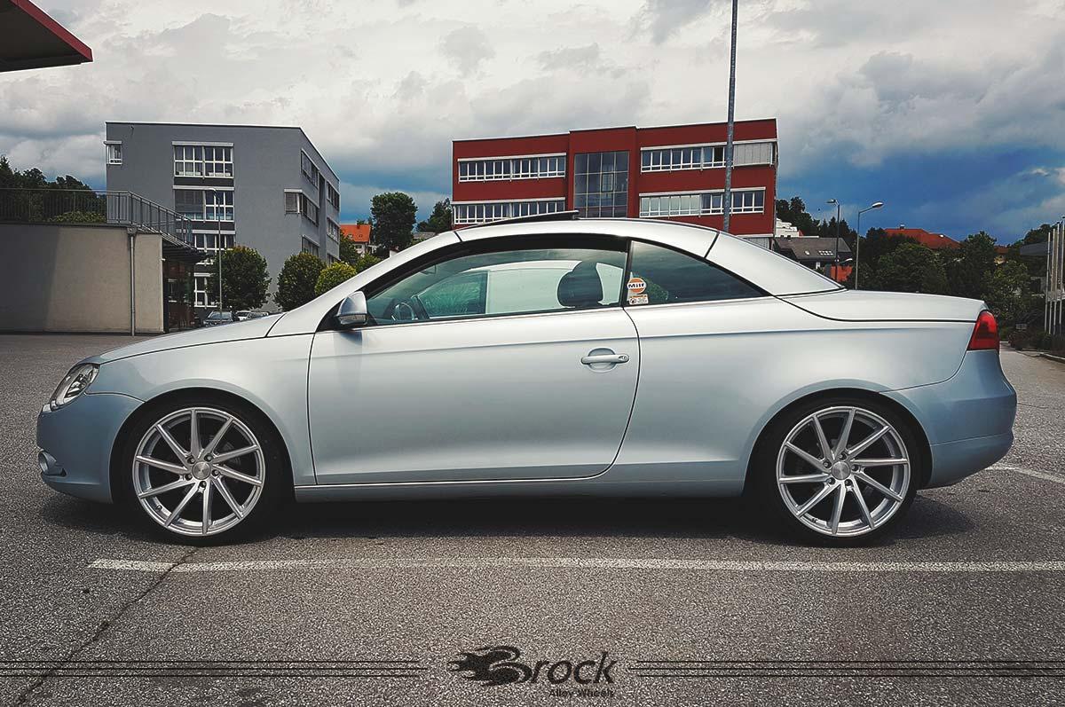 VW Eos Brock B37 KSVP 8.5x19