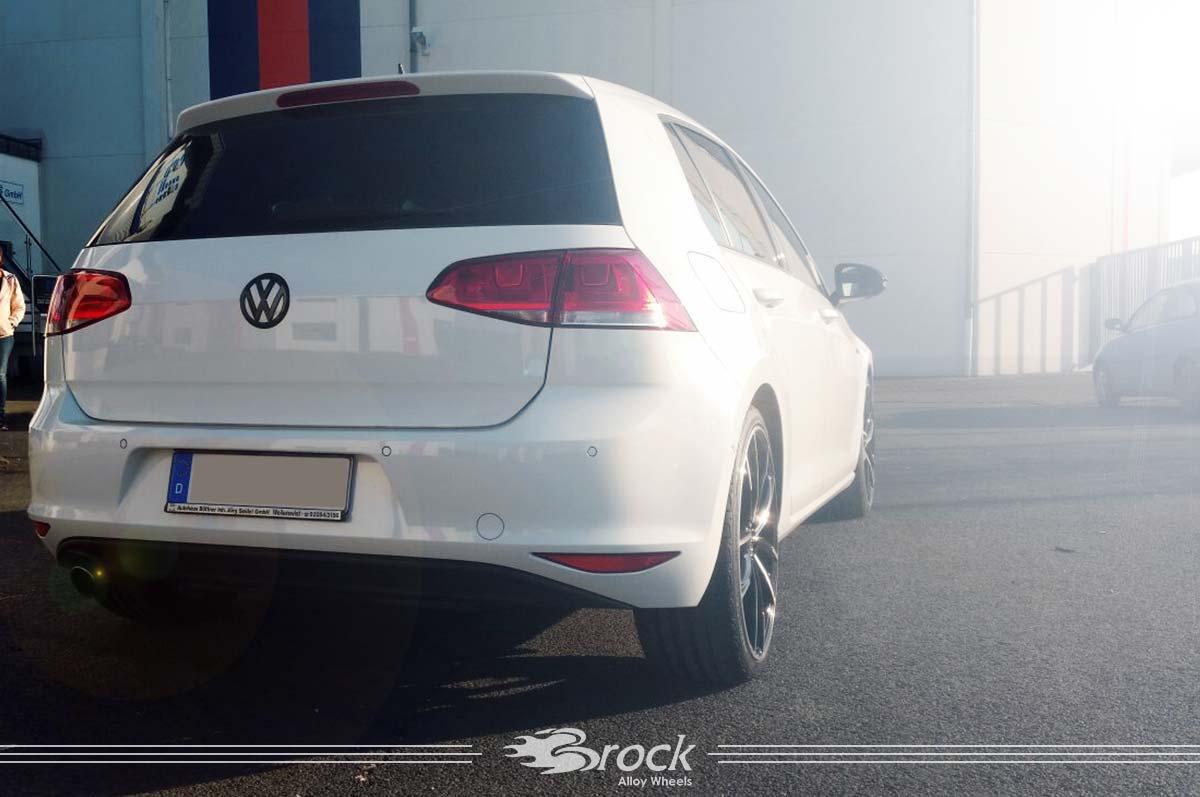 VW Golf VI Brock B38 SGVP