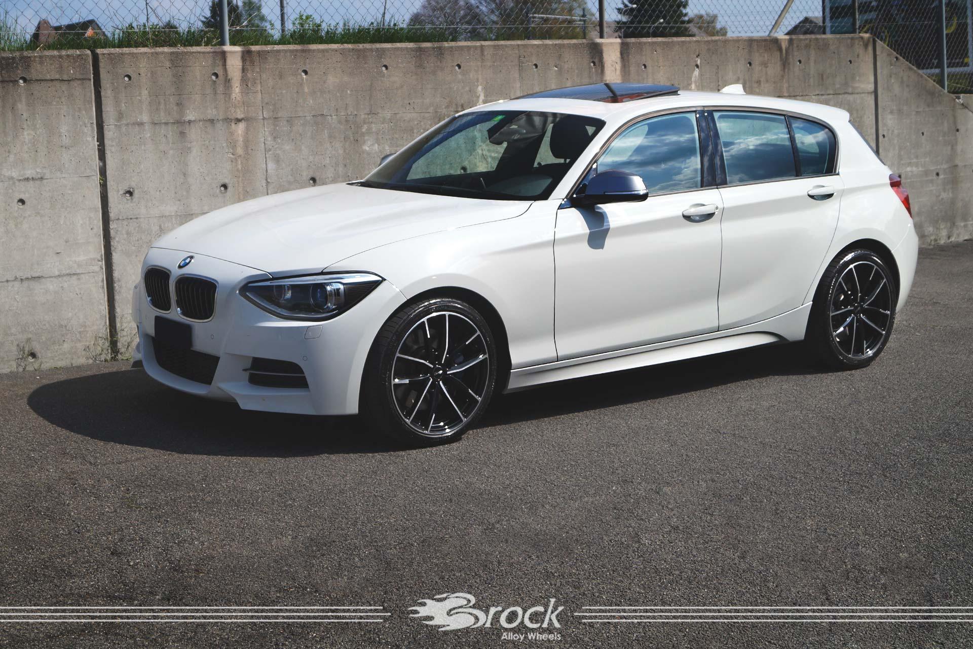 BMW M135i Brock B38 SGVP