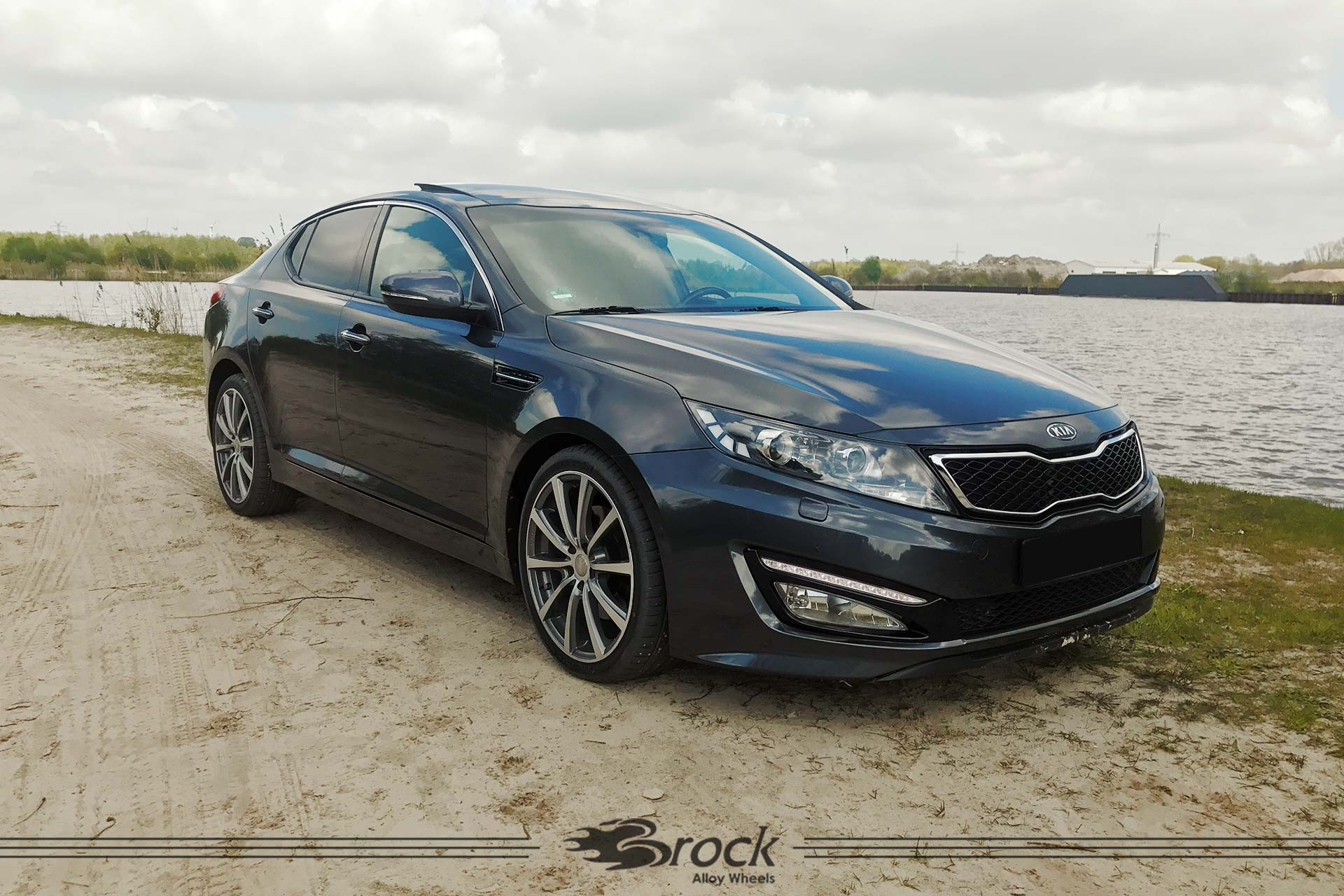 Kia Optima TF Brock B32 HGVP
