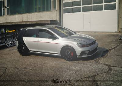 VW Golf VII GTi Clubsport Brock B38 SG