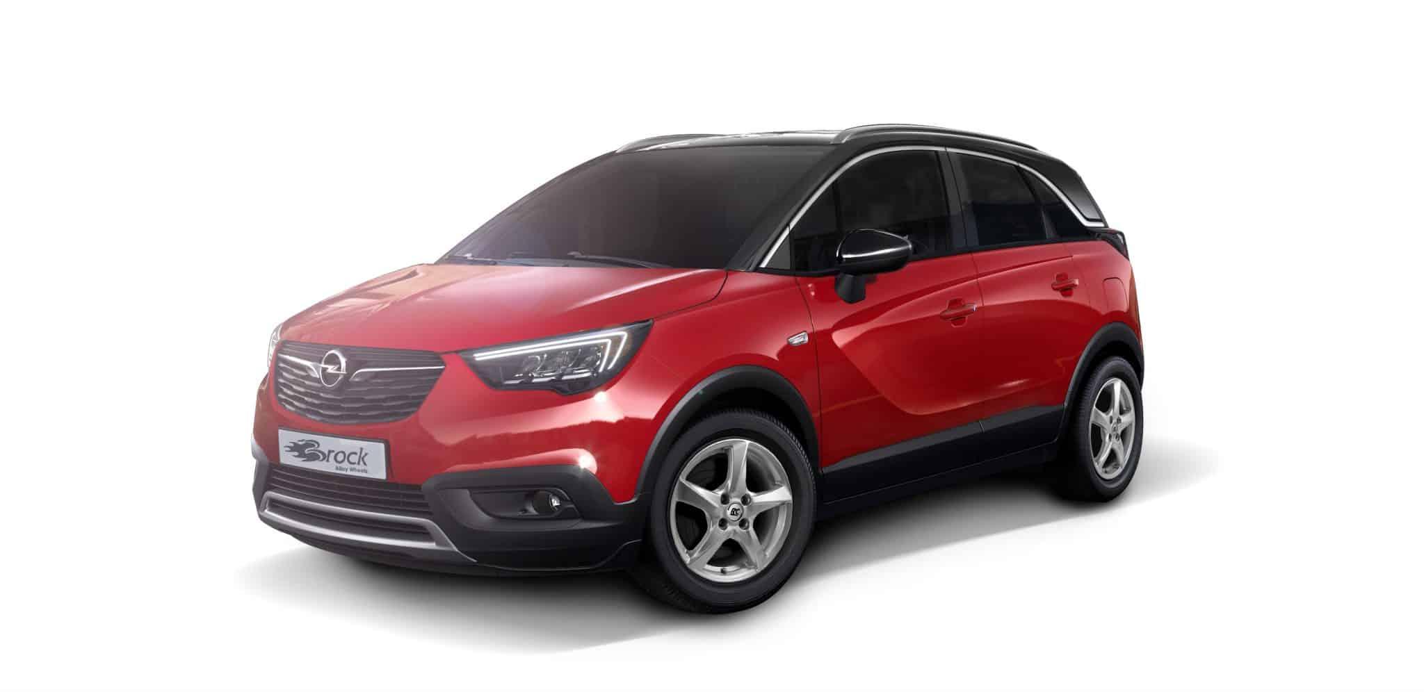 Opel Crossland X Felge RC30 KS