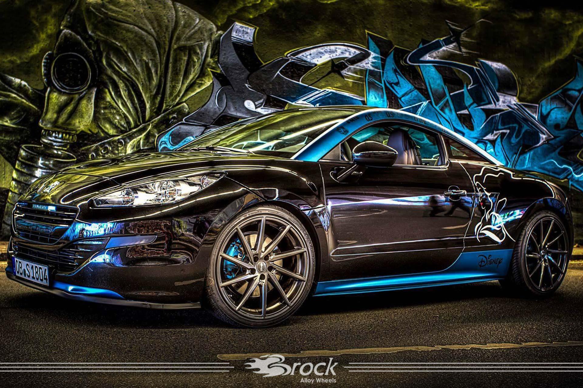 Peugeot RCZ Brock B37 DS