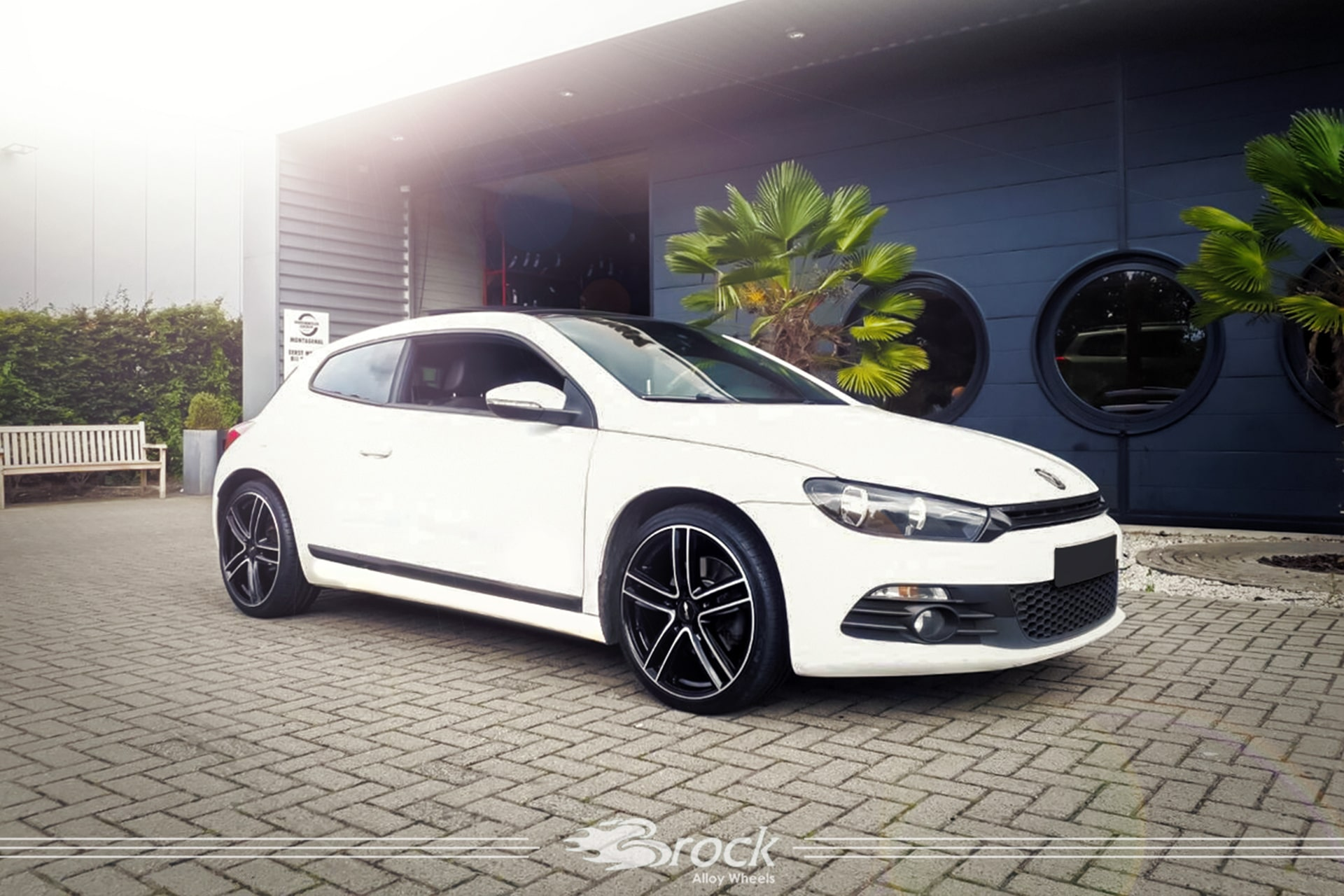 VW Scirocco RC-Design RC27 SGVP