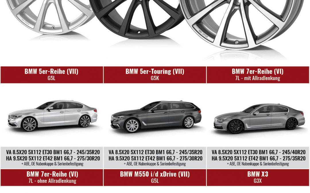 Brock B32 für BMW Modelle