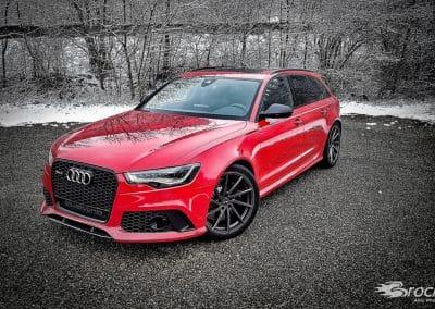 Audi RS6 Avant 4G