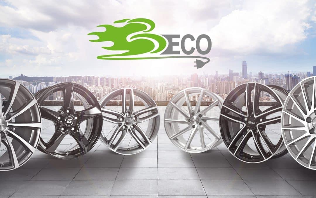 Stetige Erweiterung der ECO-Line