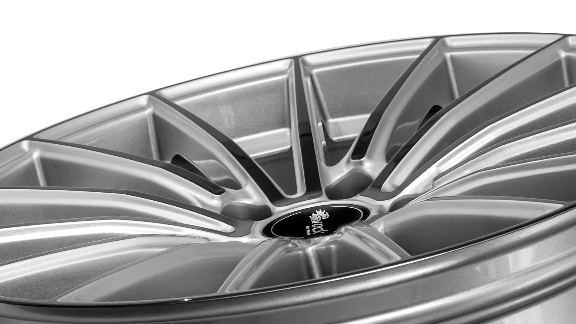 Brock B36 Alloy Wheel in Inch 7 5—17 8 0—18 and 8 5—19 with ABE